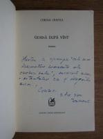 Anticariat: Corina Cristea - Goana dupa vant (cu autograful autoarei)