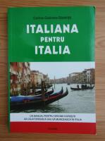 Anticariat: Corina Gabriela Badelita - Italiana pentru Italia