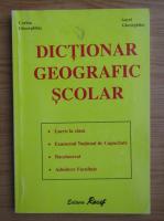 Anticariat: Corina Gheorghilas - Dictionar geografic scolar