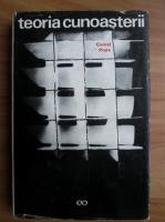 Anticariat: Cornel Popa - Teoria cunoasterii