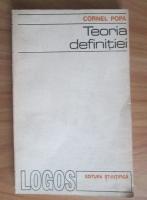 Cornel Popa - Teoria definitiei
