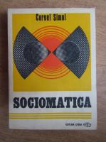 Anticariat: Cornel Simoi - Sociomatica