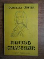 Anticariat: Cornelia Cirstea - Antioh Cantemir