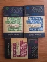Cornelia Comorosvski - Literatura umanismului si renasterii (3 volume)
