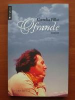Cornelia Pillat - Ofrande. Memorii