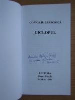 Corneliu Barborica - Ciclopul (cu dedicatia si autograful autorului pentru Balogh Jozsef)