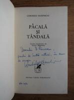 Anticariat: Corneliu Buzinschi - Pacala si Tandala (cu autograful autorului)