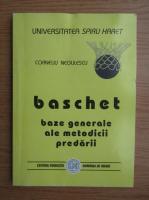 Corneliu Negulescu - Baschet, baze generale ale metodicii predarii