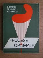 Anticariat: Corneliu Penescu - Procese optimale