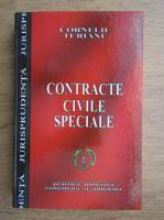 Corneliu Turianu - Contracte civile speciale
