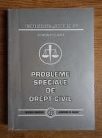 Anticariat: Corneliu Turianu - Probleme speciale de drept civil