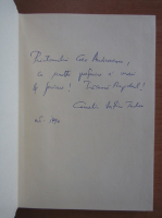 Corneliu Vadim Tudor - Carte romaneasca de invatatura (cu autograful autorului)