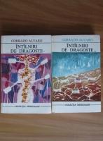 Anticariat: Corrado Alvaro - Intalniri de dragoste (2 volume)