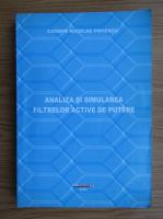 Anticariat: Cosmin Nicolae Popescu - Analiza si simularea filtrelor active de putere