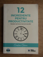 Costin Ciora - 12 ingrediente pentru productivitate