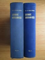 Costin D. Nenitescu - Chimie organica (2 volume)