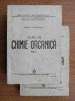 Costin D. Nenitescu - Curs de chimie organica (2 volume)