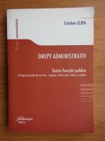 Anticariat: Cristian Clipa - Teoria functiei publice
