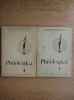 Cristian Popescu - Philologica (2 volume)
