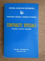 Anticariat: Cristiana Turianu - Contracte speciale