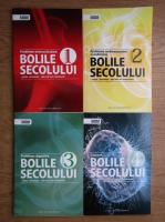Cristina Balanescu - Bolile secolului (4 volume)