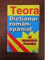 Cristina Haulica - Dictionar Roman-Spaniol; Spaniol-Roman