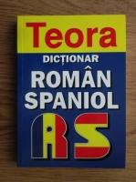 Anticariat: Cristina Haulica - Dictionar roman-spaniol