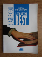 Cristina Nechifor - Let's be the best