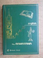 Cristina Stefanescu, Wayne Leah - Easy English. The Ramayana