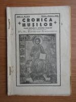Anticariat: Cronica Husilor, anul X, nr. 11-12, decembrie, 1943