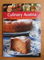 Anticariat: Culinary Austria. The best and most famous dishes
