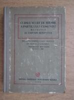 Cursul scurt de istorie a Partidului Comunist, Bolsevic, al Uniunii Sovietice