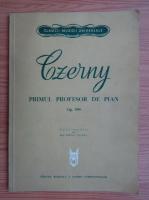 Anticariat: Czerny. Primul profesor de pian