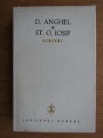 D. Anghel - Scrieri (volumul 1)