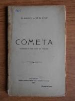Anticariat: D. Anghel, St. O. Iosif - Cometa. Comedie in trei acte, in versuri (1908)