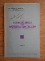 D. Bardan - Gazele de lupta si protectia contra lor (1937)