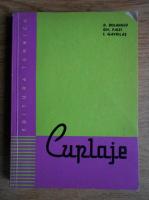 Anticariat: D. Boiangiu - Cuplaje