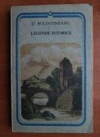 D. Bolintineanu - Legende istorice