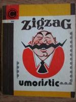 Anticariat: D. C. Mazilu - Zigzag umoristic
