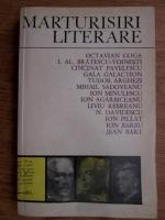 D. Caracostea - Marturisiri literare