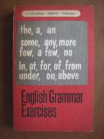 D. Chitoran, I. Panovf, I. Poenaru - English grammar exercises