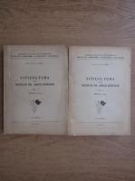 D. D. Oprea - Viticultura cu notiuni de ampelografie (2 volume)