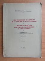 Anticariat: D. Danielopolu - Role physiologique de l'adrenaline de la sympathine et de l'acetylcholine (1940)