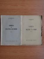 Anticariat: D. Galesescu-Pyk - Cambia si biletul la ordin (1947,2 volume)