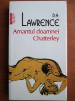 D. H. Lawrence - Amantul doamnei Chatterley (Top 10+)