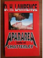 D. H. Lawrence - Apararea doamnei Chatterley
