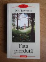 Anticariat: D. H. Lawrence - Fata pierduta