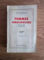 D. H. Lawrence - Femmes amoureuses (1933)