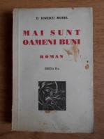 D. Ionescu Morel - Mai sunt oameni buni (volumul 2, 1940)
