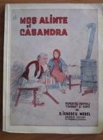 Anticariat: D. Ionescu Morel - Mos Alinte si Casandra. Povestiri pentru tineret si copii